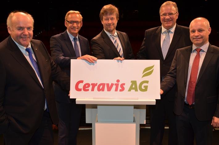 in Hauptversammlung der Agravis Raiffeisen AG: neues Unternehmen soll Ceravis AG heißen (FOTO)