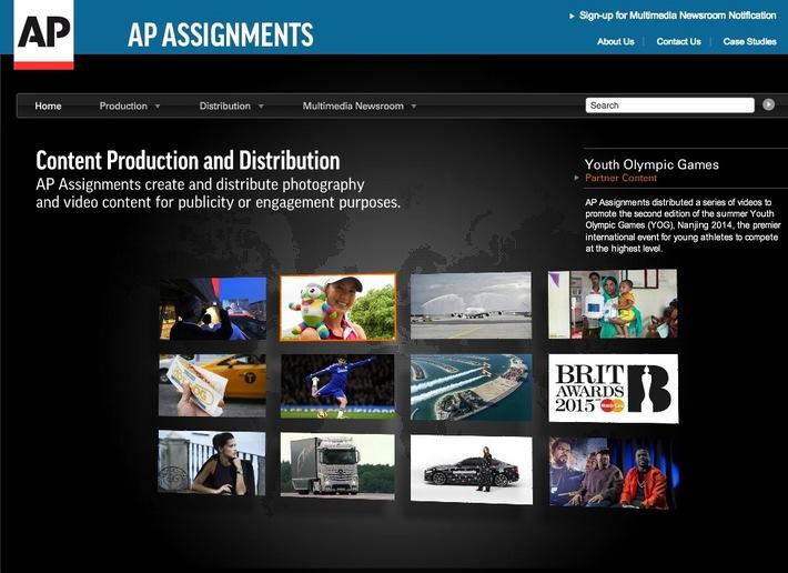 in Bilder und Videos rund um den Globus verbreiten: news aktuell kooperiert mit Nachrichtenagentur AP (FOTO)