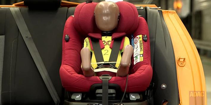 96874 1665 1 1 Pp in 23 Kindersitze auf dem Prüfstand: Vier fielen durch / ADAC-Kindersitztest in Durchführung und Auswertung überarbeitet