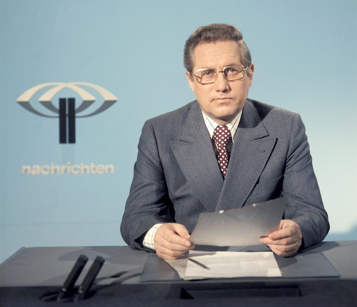 """in Kompetenter Vermittler des Tagesgeschehens über fast 30 Jahre im ZDF: """"heute""""-Sprecher Heinz Wrobel gestorben (FOTO)"""