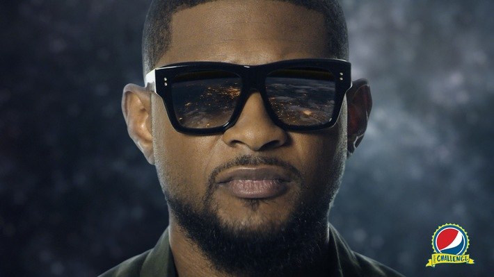 in Pepsi®, Usher und UrtheCast erschaffen gemeinsam ein einmaliges Film-Abenteuer (FOTO)