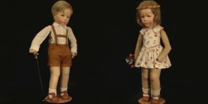 """B997e 1651 1 1 Pp in Käthe-Kruse-Puppen-Museum Donauwörth: erdgas schwaben ist Pate von """"Ilsebill"""" und """"Friedebald"""" (VIDEO)"""