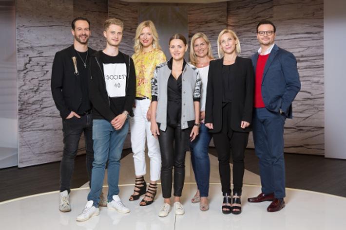 in HSE24 Talent Award 2015: Drei Jungdesigner erreichen das Finale / Online-Abstimmung für den Publikumsliebling startet am 14. Juni (FOTO)