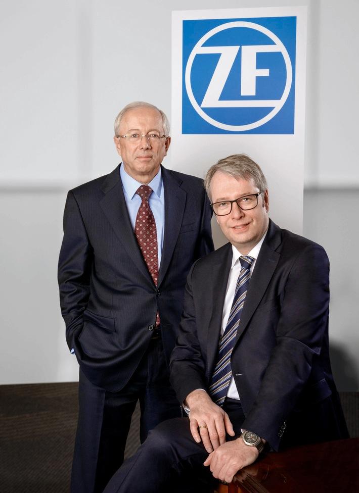 in ZF schließt Übernahme von TRW Automotive ab (FOTO)