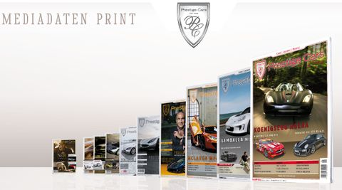 Mediadaten-Prestige-Cars-2012 in Mediadaten