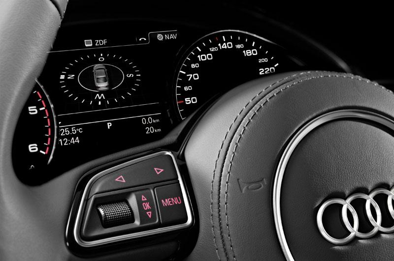 A8090034 in Kurz angefahren : Audi A8 4,2 FSI | Des Transporters neue Kutsche