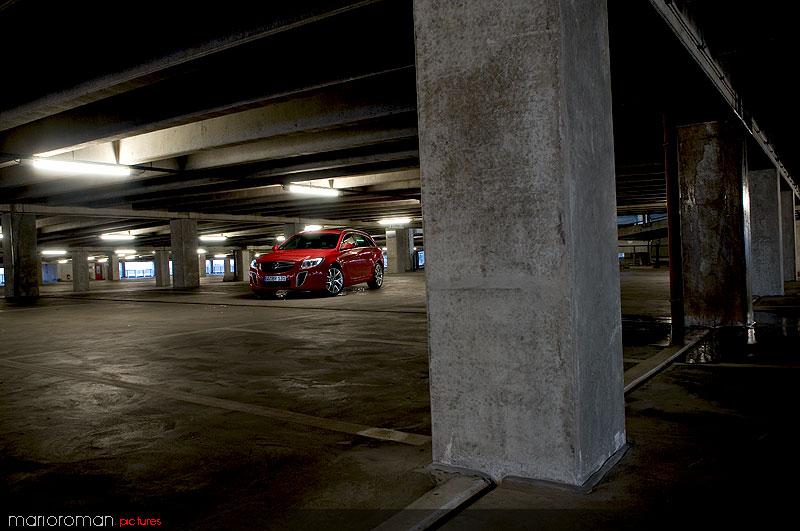 Mrl 84054 in Der Neue in der Garage: Opel Insignia OPC Sportstourer