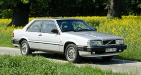 Volvo780 2 in Luxus-Coupé Volvo 780 feiert 25-jähriges Jubiläum