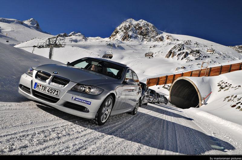08-12-soelden D1 0189 in Schneetreiben Teil 1: BMW Fahrertraining in Sölden