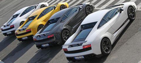 2010120085 0001 in Lamborghini Gallardo Superleggera: Rennmaschine für die Straße