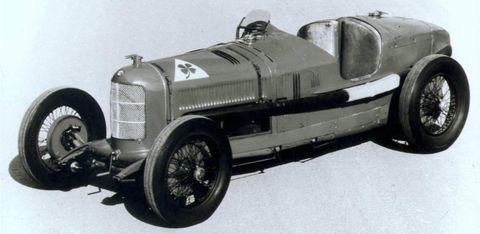 21111 in Techno Classica: Alfa Romeo zeigt Raritäten