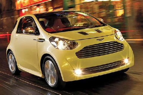 2587 1 in Video: Aston Martin Cygnet