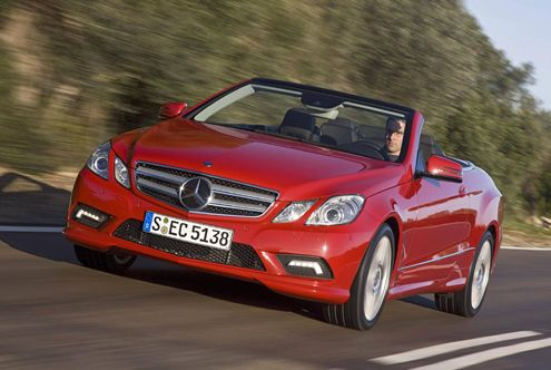 2594 1 in Video: Mercedes-Benz E-Klasse Cabriolet