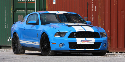 "Bild1 in Geiger Cars: Ford Mustang GT ""Shelby"""