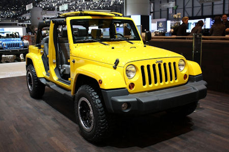 Jeep Wrangler Sahara Unlimited 1 in Jeep Wrangler Sahara Unlimited: Der neue Sonnenreiter der Wildnis