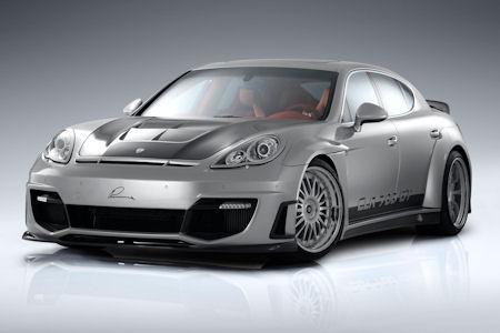 Lumma CLR 700 GT Porsche Panamera 1 in