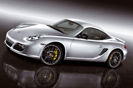 Porsche Cayman Design Sport Paket 1 in Porsche Cayman und Boxster: Neue Pakete für noch mehr Biss