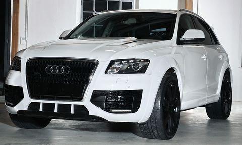 Q5 1enco in Verwandlungskünstler - Enco Exclusive Audi Q5