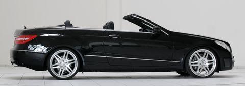 B10aa214 in Brabus: Programm für das E-Klasse Cabriolet