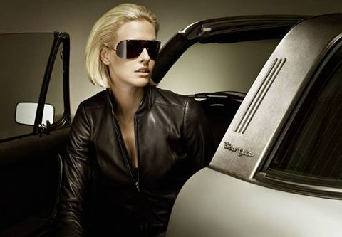 Pode1 in Porsche Design Brillen folgen dem 911er