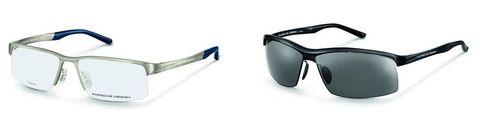 Pode3 in Porsche Design Brillen folgen dem 911er