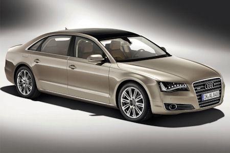 Audi A8 L W12 1 in Audi A8 L W12 quattro: Die Langversion für Luxus im ganz großen Stil