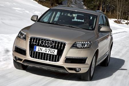 Audi Q7 1 in Audi Q7: Der Performance-SUV wird stärker und sparsamer