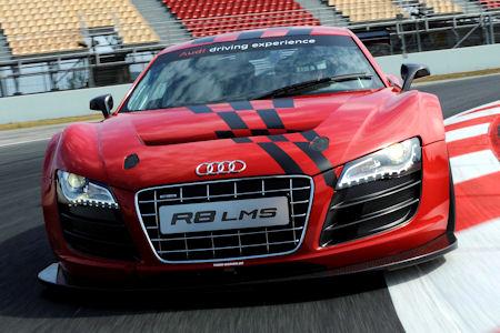 Audi R8 LMS Race Experience 1 in Audi Race Experience: R8 LMS zur Miete für den echten Renneinsatz