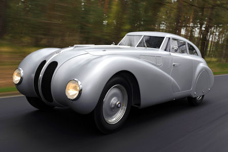 BMW 328 Kamm Coupe 1 in