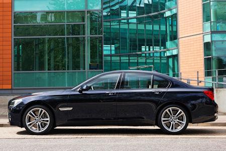 BMW 740d XDrive 1 in BMW 740d xDrive: Jetzt auch Allrad für den Top-Diesel