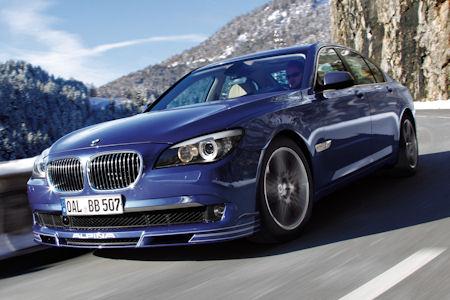 BMW Alpina B7 Biturbo Allrad 1 in BMW-Alpina B7 Biturbo Allrad: Starke Power auf allen Vieren
