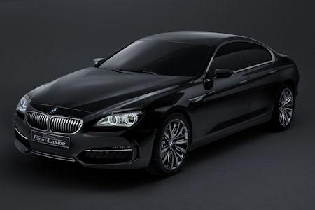 BMW Concept Gran Coupe 1 in BMW Concept Gran Coupé: Die Zukunft des viertürigen Coupés