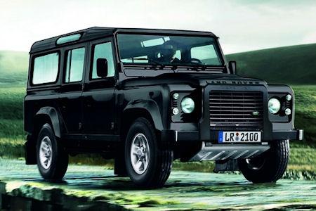 Land Rover Defender Experience 1 in Land Rover Defender Experience: Großer Chic für den Geländegänger