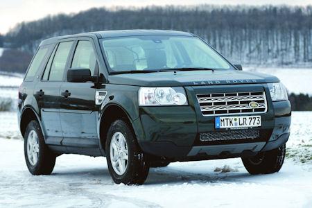 Land Rover Freelander XE 1 in Land Rover Freelander XE: Der britische Premium-SUV zum Sparpreis