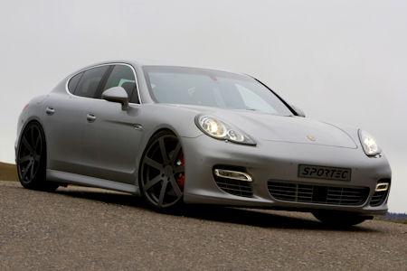 Sportec SP560 Porsche Panamera Turbo 1 in Sportec Porsche Panamera SP560: Die elegante Art, sportlich zu reisen