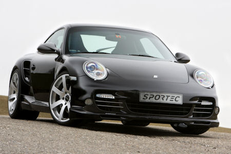 Sportec SP580 Porsche 911 Turbo 1 in
