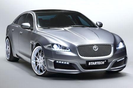 Startech Jaguar XJ 1 in Startech Jaguar XJ: Die Luxus-Raubkatze mit geschärften Krallen
