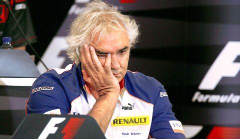 Flavio-briatore in 2013 darf Flavio Briatore in die Formel 1 zurück