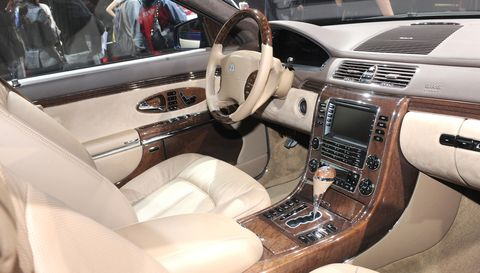 Maybach4 in Daimler frischt den Maybach auf