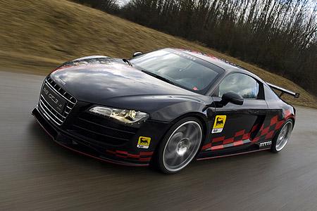 Mtm R8 Gt3 2 002 in MTM Audi R8 GT3-2: MTM kastriert den R8 mit Heckantrieb und 560 PS