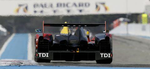 R15 2 in Le Mans Series 2010: Audi R15 TDI gewinnt