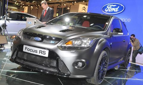 Rs500 in Video: Ford Focus RS500