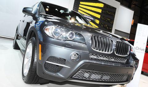 X5new in Video: BMW X5 im neuen Outfit