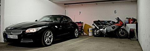 Z43 in Verkehrte Welt – BMW Diesel vs. BMW Benziner