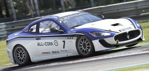 2647 1 in Video: Maserati Trofeo GranTurismo MC