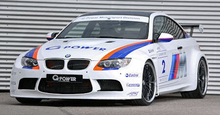 2G Power BMW M3 GT2 S 1 in G-Power BMW M3 GT2 S: Der 600-PS-Rennwagen mit Straßenzulassung