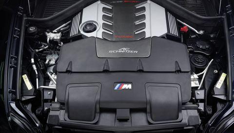 ACS X6 Engine 72 in Der AC Schnitzer X6 M hat das Motorsport-Gen