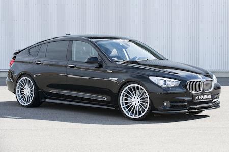 Hamann BMW 5er GT 1 in