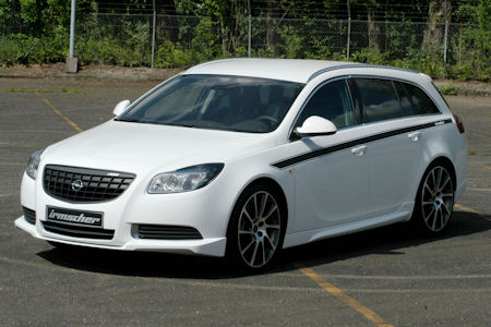 Irmscher Opel Insignia Sports Tourer I2000 1 in