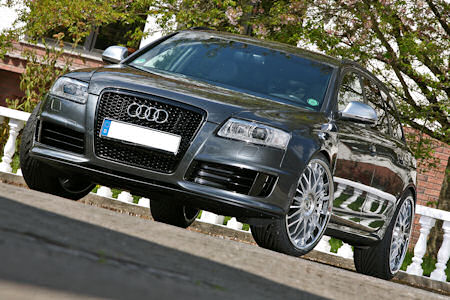 Koch Audi RS6 Avant 1 in Koch Audi RS6 Avant: Für den Genuss 700 PS und Designer-Felgen